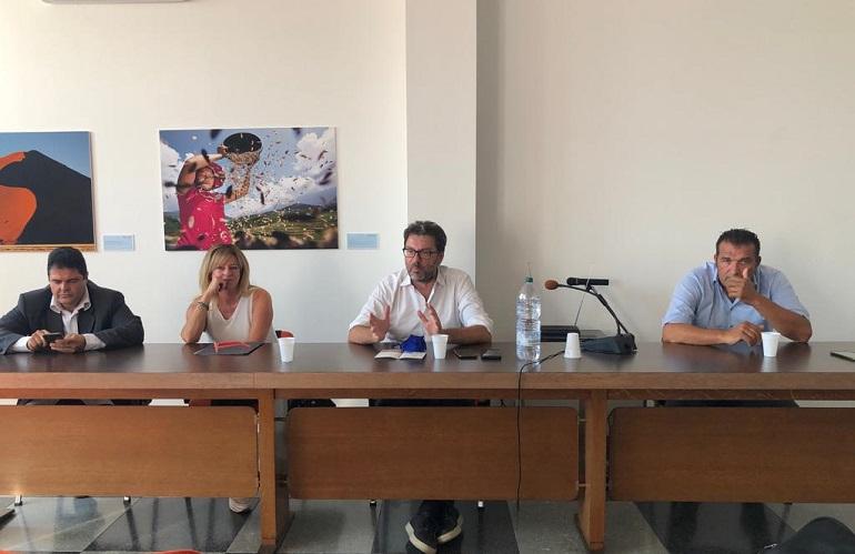 Associazione vivaisti italiani incontra esponenti della Lega