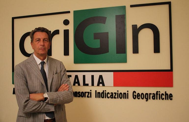presidente di Origin Italia Cesare Baldrighi