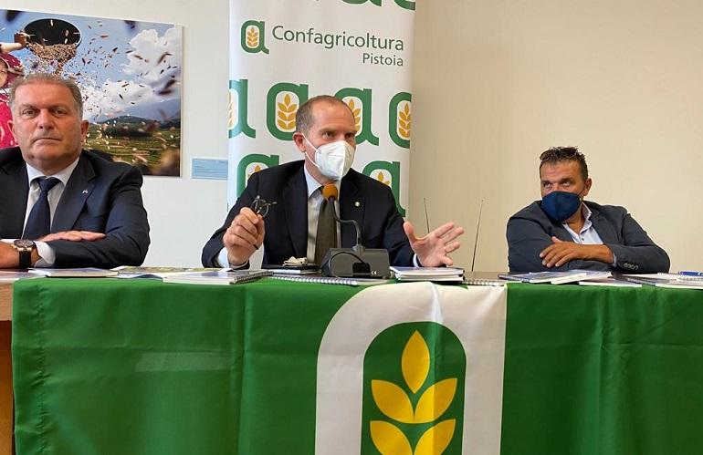Il presidente di Confagricoltura: «con il Pnrr il vivaismo pistoiese sempre più protagonista»