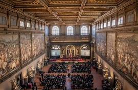 Inaugurazione Accademia dei Georgofili