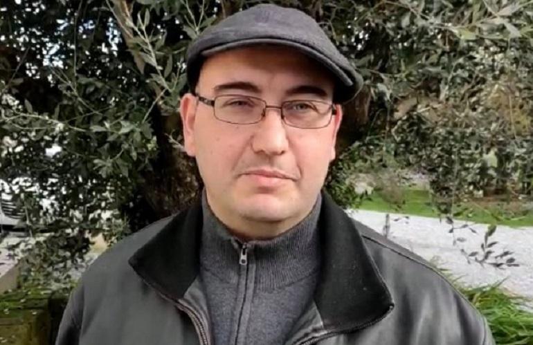 il vivaista Roberto Chiti