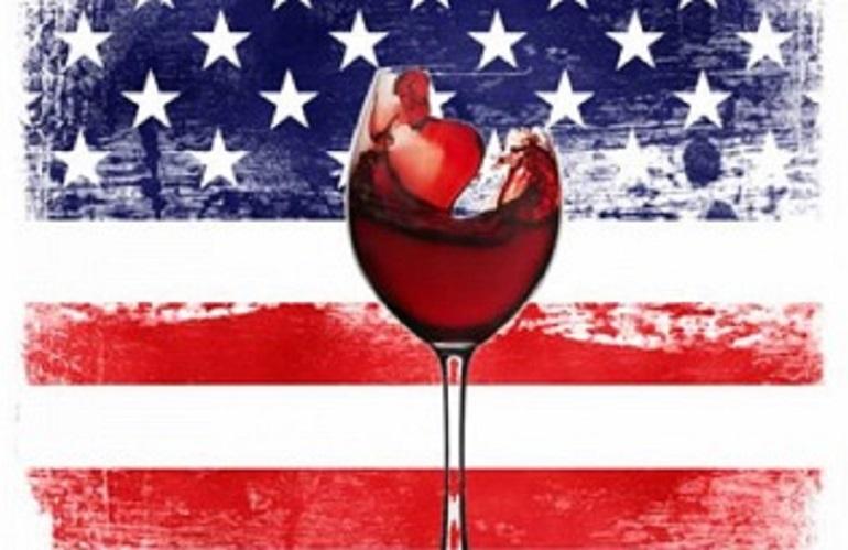 Export di vino italiano in Usa