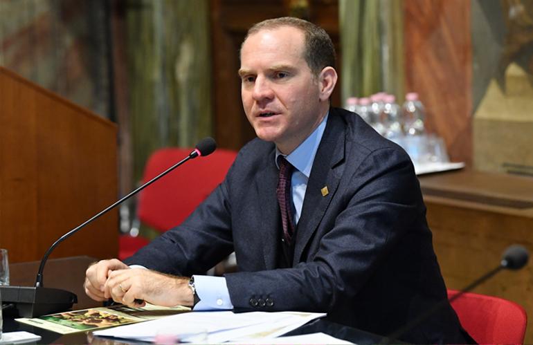 Massimiliano Giansanti presidente di Confagricoltura