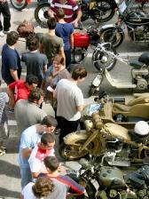 Auto & Moto d'Epoca a Pescia