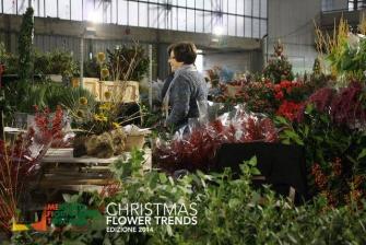 Christmas Flower Trends 2014