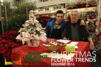 Christmas Flower Trends 2014