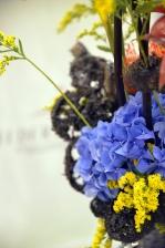 Area Master Flower - 2° giorno, esibizione di Federfiori