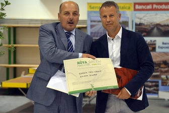 Premiazione Nòva_green