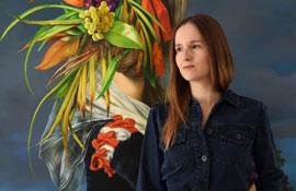 Contro i canoni della bellezza le opere di Ewa Juszkiewicz