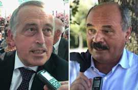 Il lato verde di Oscar Farinetti e Giancarlo Abete