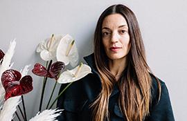 Star florist, Marisa Competello per MetaFlora