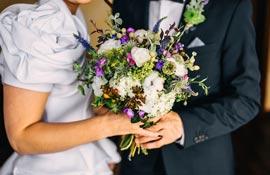 Cia: con 70mila matrimoni saltati per il Covid la floricoltura ha perso 200 mln