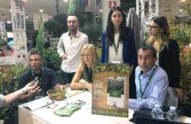 Ottimo Flormart per i vivaisti di Olea, che parlano pure di Xylella, distretto pesciatino e Sardegna olivicola