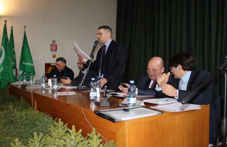Sandro Orlandini presidente della Cia Toscana Centro FI-PT-PO