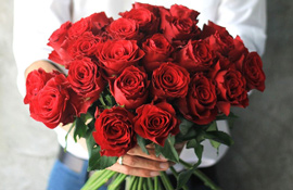 San Valentino: Coldiretti, 34% regala fiori ma 4 su 10 nulla
