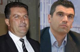 Andrea Zelari e Sandro Orlandini